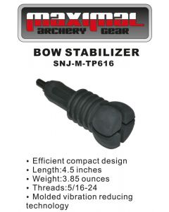 "Maximal stabilisator 4,5"" sort"