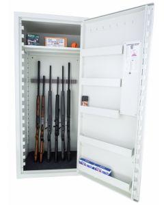 SP 99 våbenskab til 16 våben gratis leveret