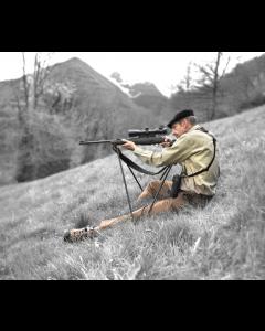 Stable Stick 4 bent skydestok til siddende skydning