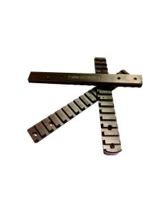 Stanag Rail til mange forskellige våben
