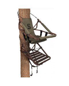 Summit Tree Climber Viper Steel 13,2 kg lukket front