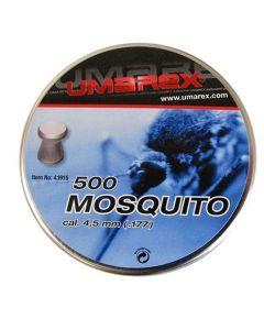 Umarex Mosquito hagl 4,5 mm 500 stk
