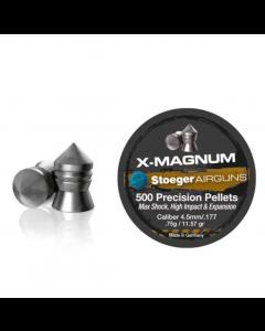 Stoeger  X-Magnum 5,5 mm, 1,11 gram  200 stk