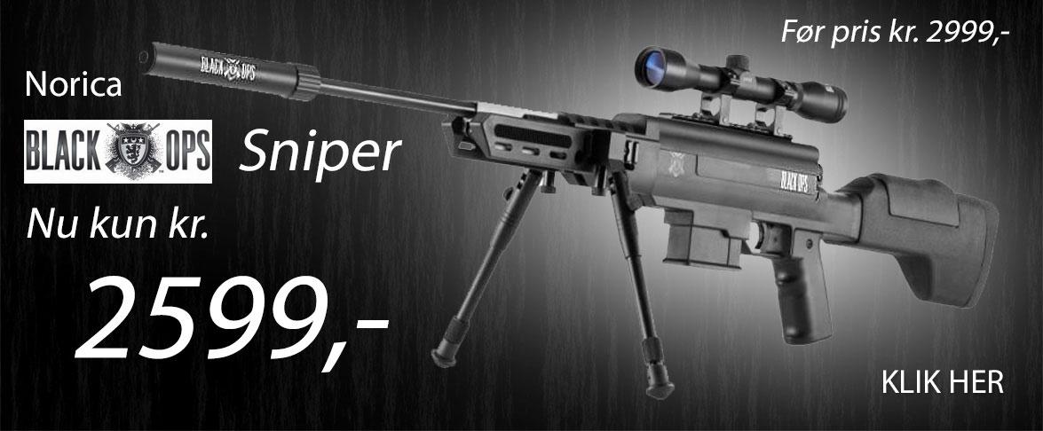 Norica Black OPS sniper