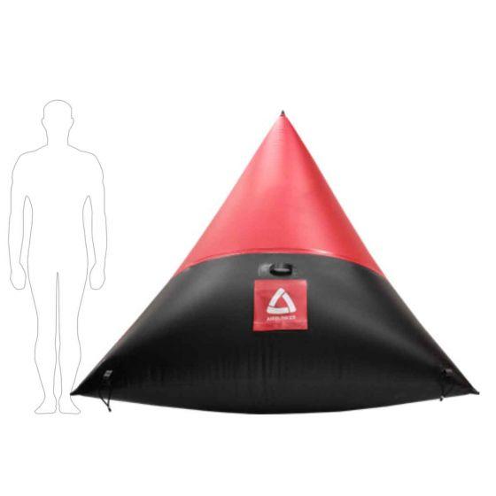 Air-bunker til combat archery - Small Dorito