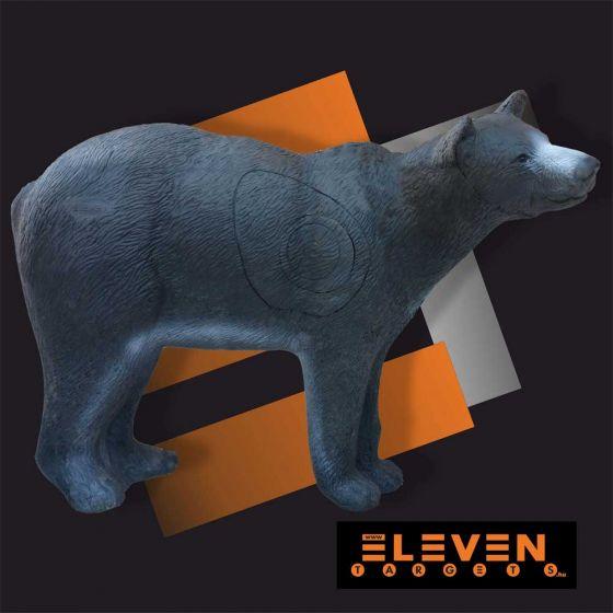 Eleven sortbjørn med insert gruppe 1