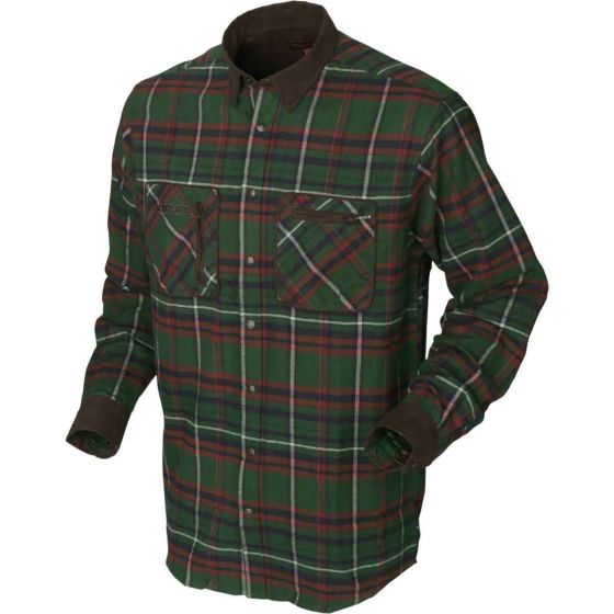 Härkila - Pajala skjorte Green Check