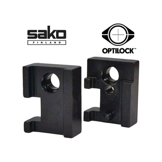 Sako base mount action I & III short