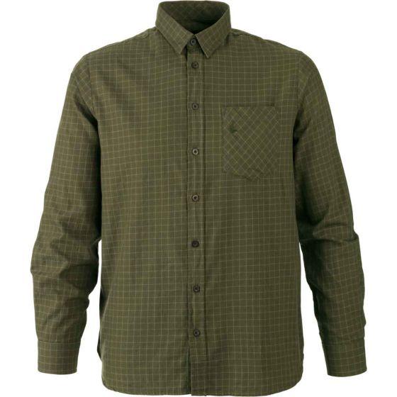 Seeland Clayton skjorte Ivy green