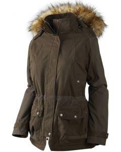Seeland Glyn lady jakke brun
