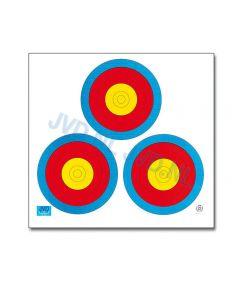 JVD Target face Fita 3x20cm Las Vegas