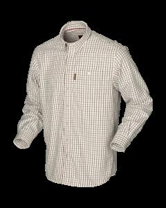 Härkila Stornoway skjorte Syrah red