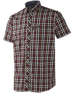Seeland Hanley skjorte med korte ærmer