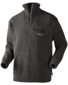 Härkila Annaboda sweater windstopper grå