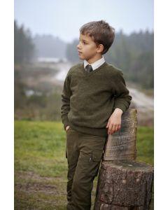 Seeland Douglas kids sweater m / vindstopper