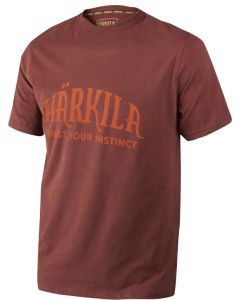 Härkila T-shirt fired brick