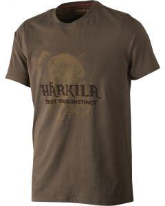 Härkila - Odin Wild boar T-shirt
