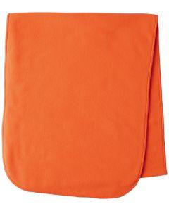 Seeland Conley halstørklæde orange