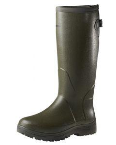 "Seeland gummistøvle i naturgummi Woodcock AT+™ 18"" 5mm grøn"