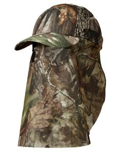 Seeland Camouflage cap med sløring