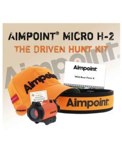 "Aimpoint ""The Driven Hunt kit"" Limited Edition Micro H2"