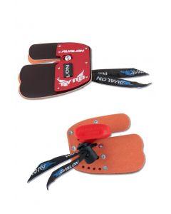 Avalon basic fingerlab rød medium