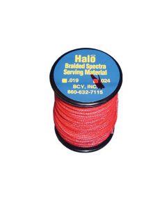 BCY Halo bevikling .014 rød