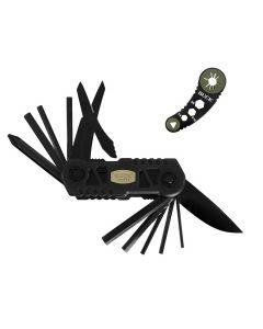 Buck Bow tool med skede