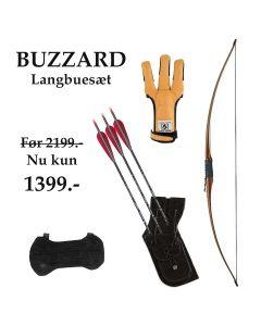 Touchwood Buzzard langbuesæt komplet