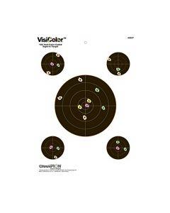 Selvmarkerende skydeskive indskydning 10 stk