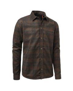 Chevalier Shegra Woolmix skjorte Autumn braun