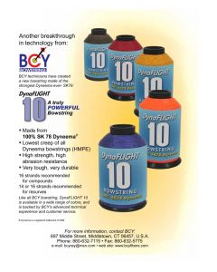 BCY strengmateriale Dynaflight 10 SK 78