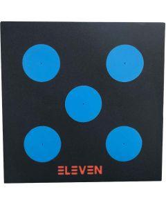 Eleven Larp skive 80 x 80 x 7 cm med 5 plet