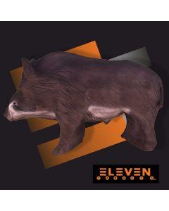 Eleven vildsvin medium