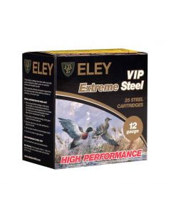 Eley VIP Extreme stål/pap 12/70 28 gram 415 m/sek