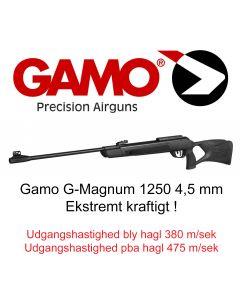 Gamo G-Magnum luftgevær 1250 4,5 mm 475 m/sek
