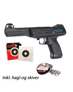 Gamo P 900 IGT 4,5 mm komplet sæt