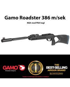 Gamo Roadster IGT 10 skudsmagasin 386 m/sek 4,5 mm incl. 3-9x40mm kikkert
