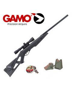 Gamo Shadow X 1000 luftgevær 4,5 mm 305 m/sek