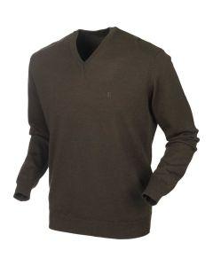 Härkila - Glenmore pullover Dermitasse brown