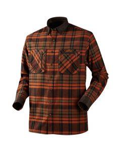 Härkila Pajala skjorte Burnt Orange