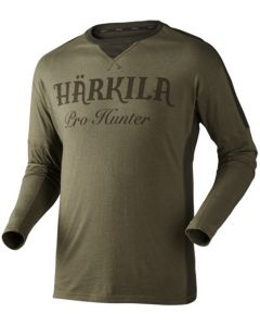 Härkila Pro Hunter langærmet T-shirt