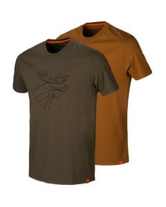 Härkila - T-shirt 2-pak