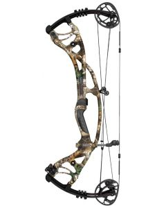 "Hoyt Carbon RX-4 Turbo RH 65# 28-30"" træk Realtree Edge"