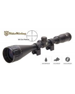 Nikko Stirling Scope MountMaster AO HMD 4-16x50