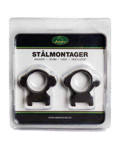 Jaeger stålmontage 30 MM medium