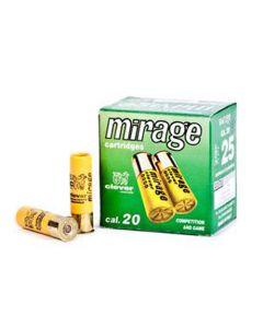 Mirage T3 steel 24 gram 16/70 str 3 (skal afhentes i butikken)