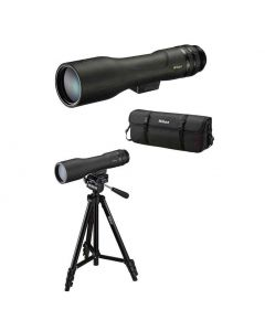 Nikon Prostaff 3 spottingscope 16-48x60 mm incl.stativ
