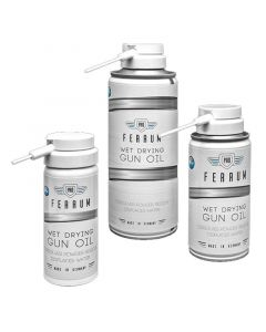 Pro Ferrum våbenolie 50 ml bionedbrydelig