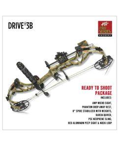 """PSE Pro Drive B cam 70# 25,5-31"""" træklængde"""